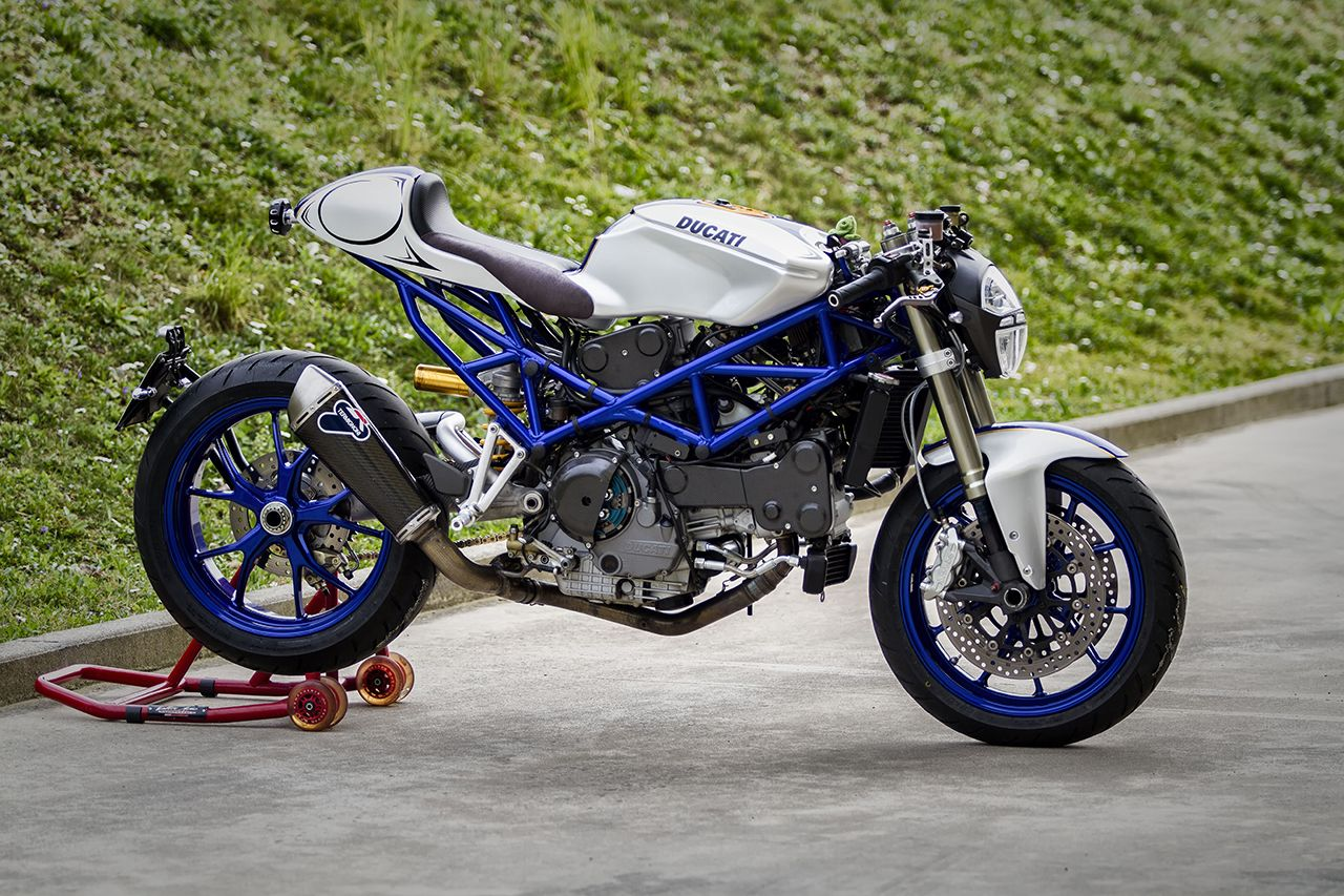 This Is My Ducati St4 Cafe Racer Ducati Ms The Ultimate Ducati Forum Ducati St4 Ducati Cafe Racer Cafe Racer