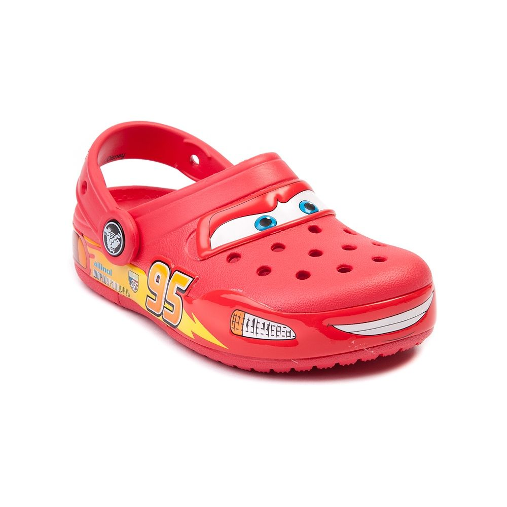 6a3dbb7f6160 Toddler Crocs™ Cars 2 Lightning McQueen Sandal