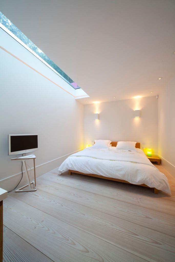 Photo of Keller Schlafzimmer skandinavischen Stil Schlafzimmer von Gullaksen Architekten skandinavischen | homifizieren