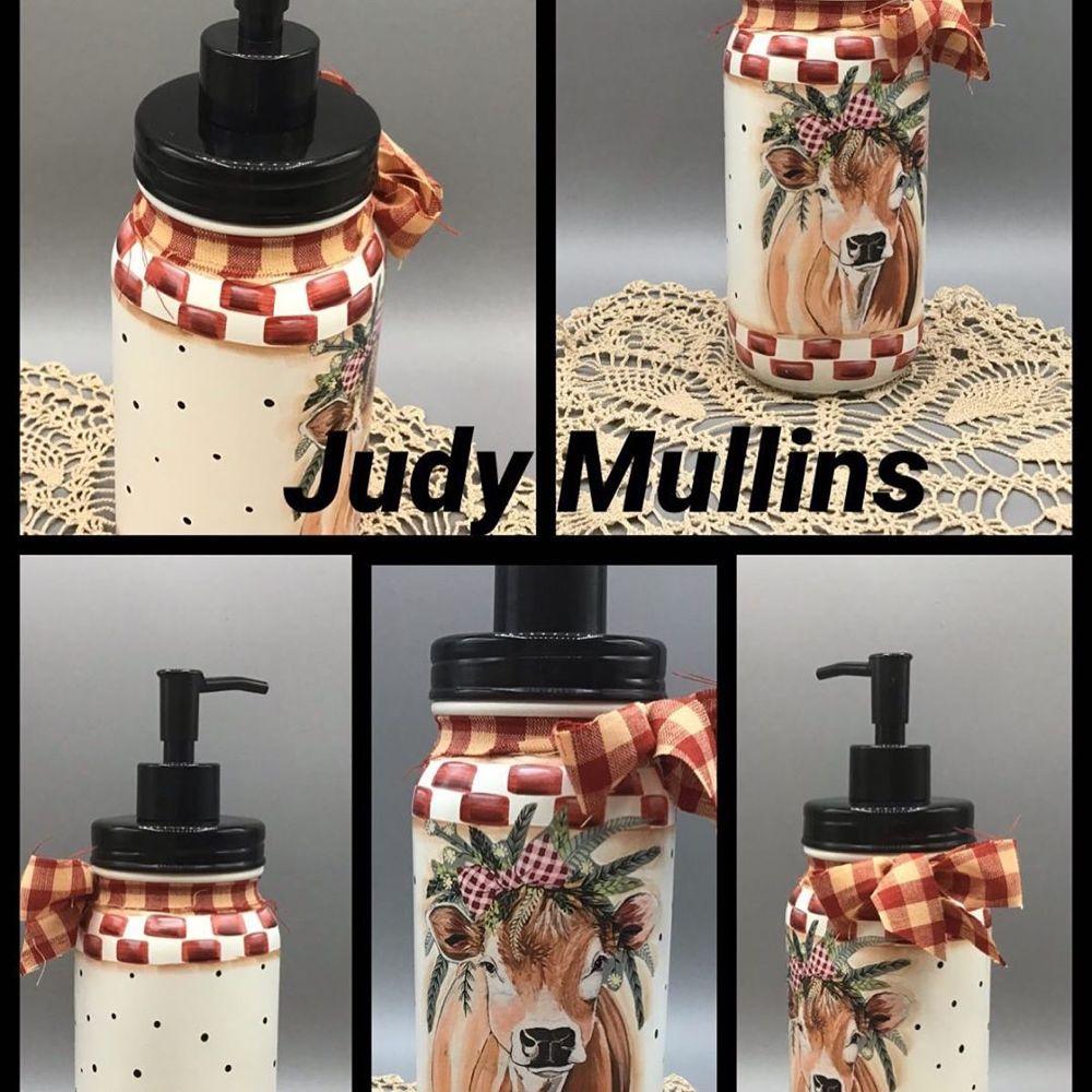 "Judy mullins on Instagram ""Soap or lotion dispenser."
