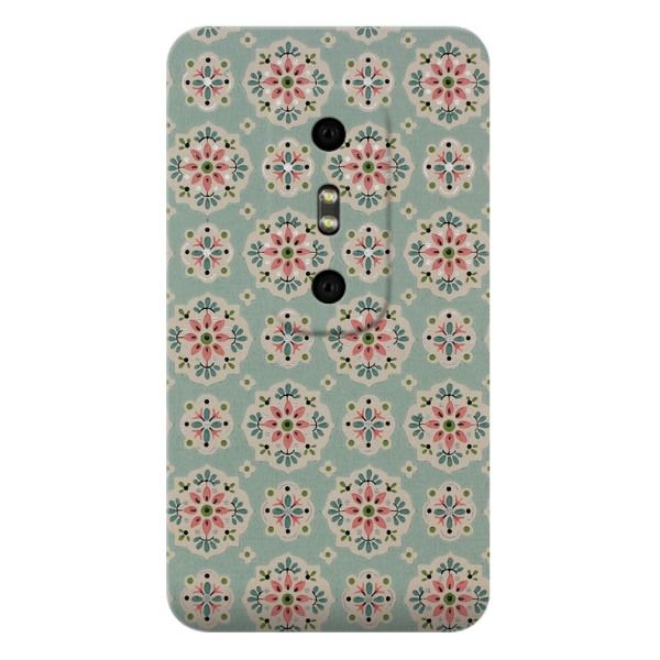 HTC EVO 3D Vintage Flower Case