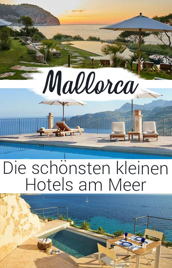 MALLORCA - kleine Hotels am Meer