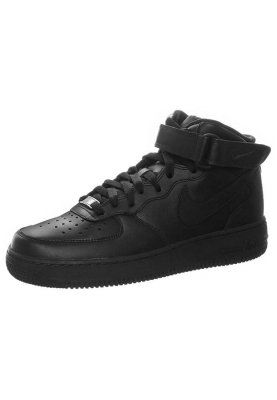 5d3a96ca89b710 AIR FORCE 1 MID  07 - Baskets montantes - black   Aiiitttsss   Air ...
