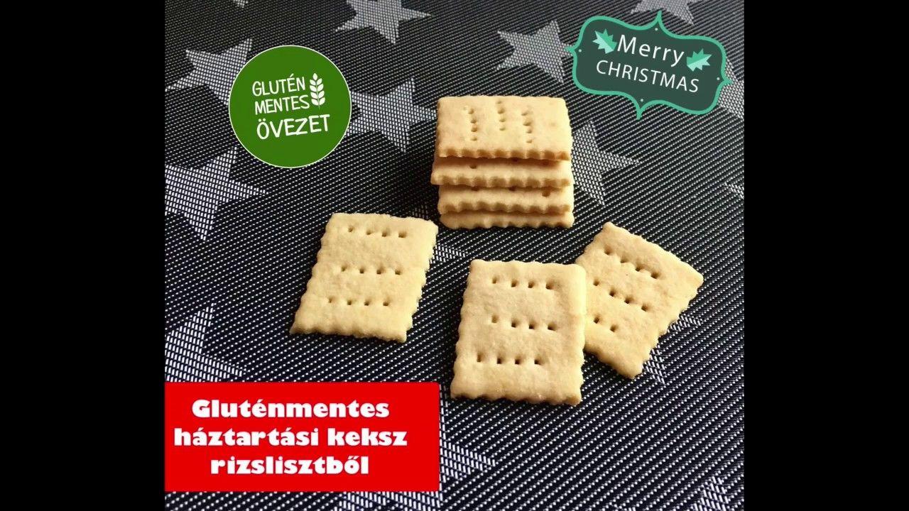 Gluténmentes háztartási keksz rizslisztből - Keksz..