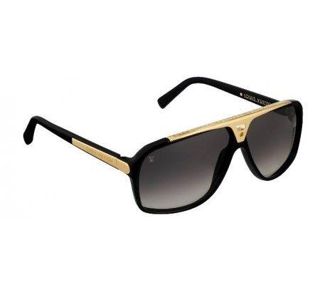 erstklassige Qualität suche nach authentisch größte Auswahl louis evidence sunglasses   what i love - black & gold in ...