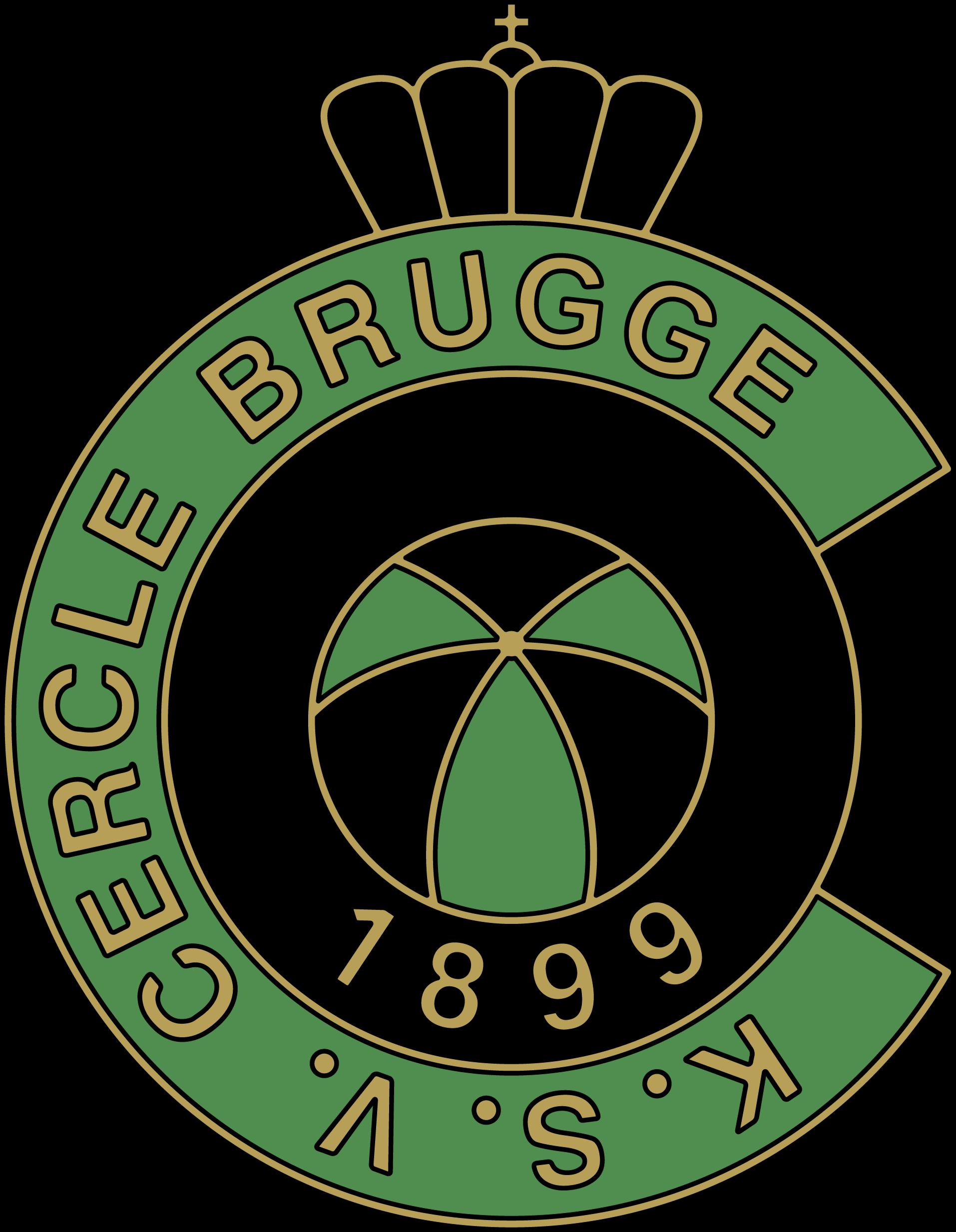 Ksv Cercle Brugge Football Logo Football Team Teams