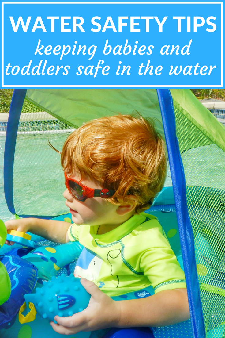 Water Safety Tips For Babies And Toddlers Water Safety Swimming Safety