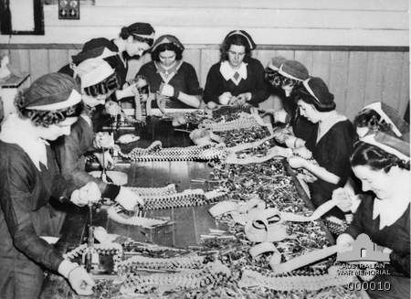 Women in the Work Force during World War II