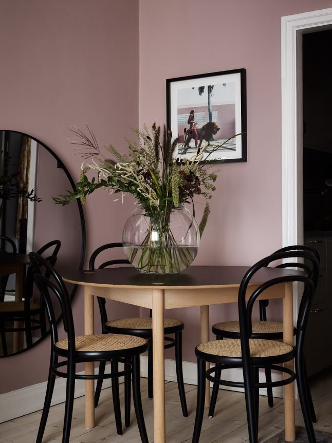 En design intérieur, pink is the new black ! (PLANETE DECO a homes world)