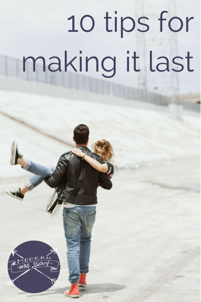 Tips on making a new relationship work