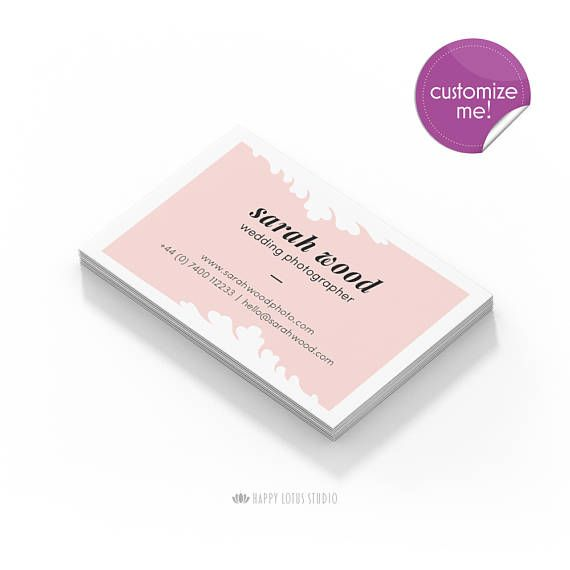 Business card design modern minimalist chic elegant branding business card design modern minimalist chic elegant branding floral pink peach simple calling card colourmoves