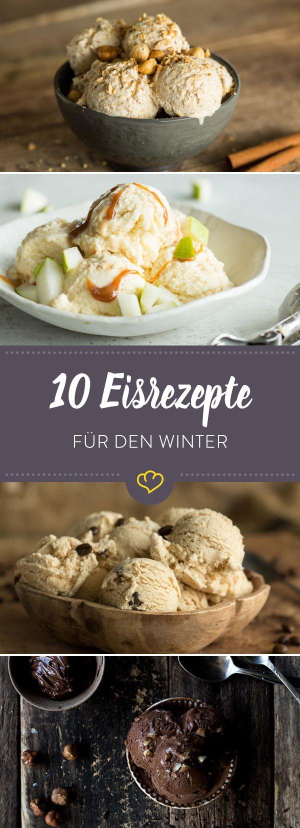 Photo of Recetas de helados de invierno: 24 golosinas maravillosamente cremosas