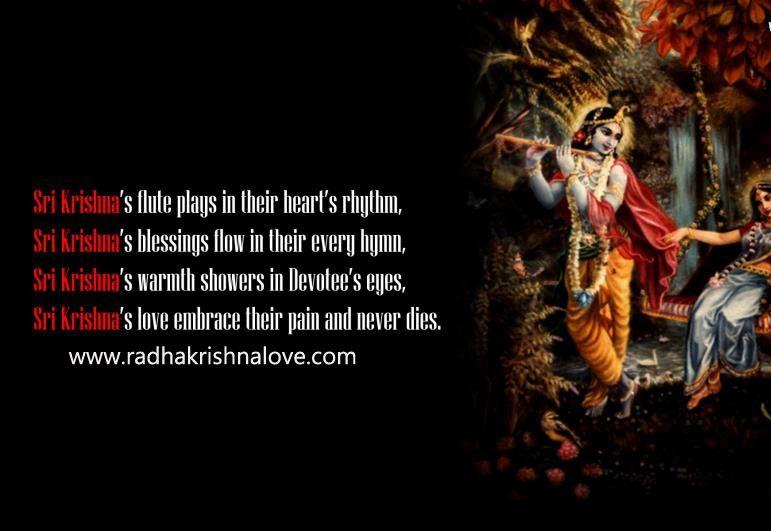 Radha Krishna Quotes On Love In English Radha Krishna Love Quotes Krishna Quotes Radha Krishna Quotes
