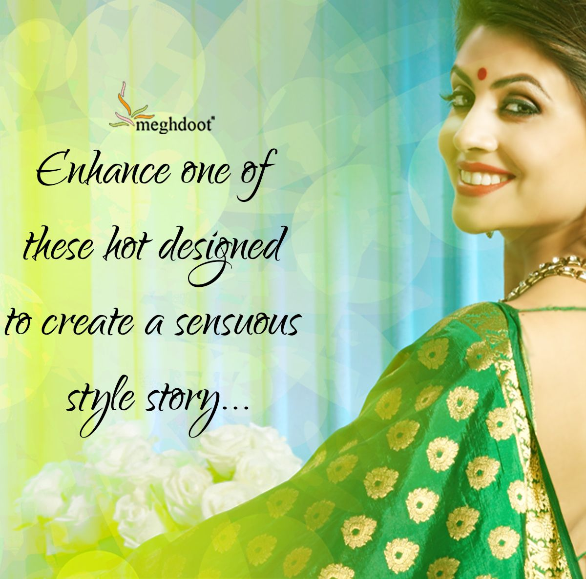 Thought Of The Day Totd Attitude Meghdoot Saree