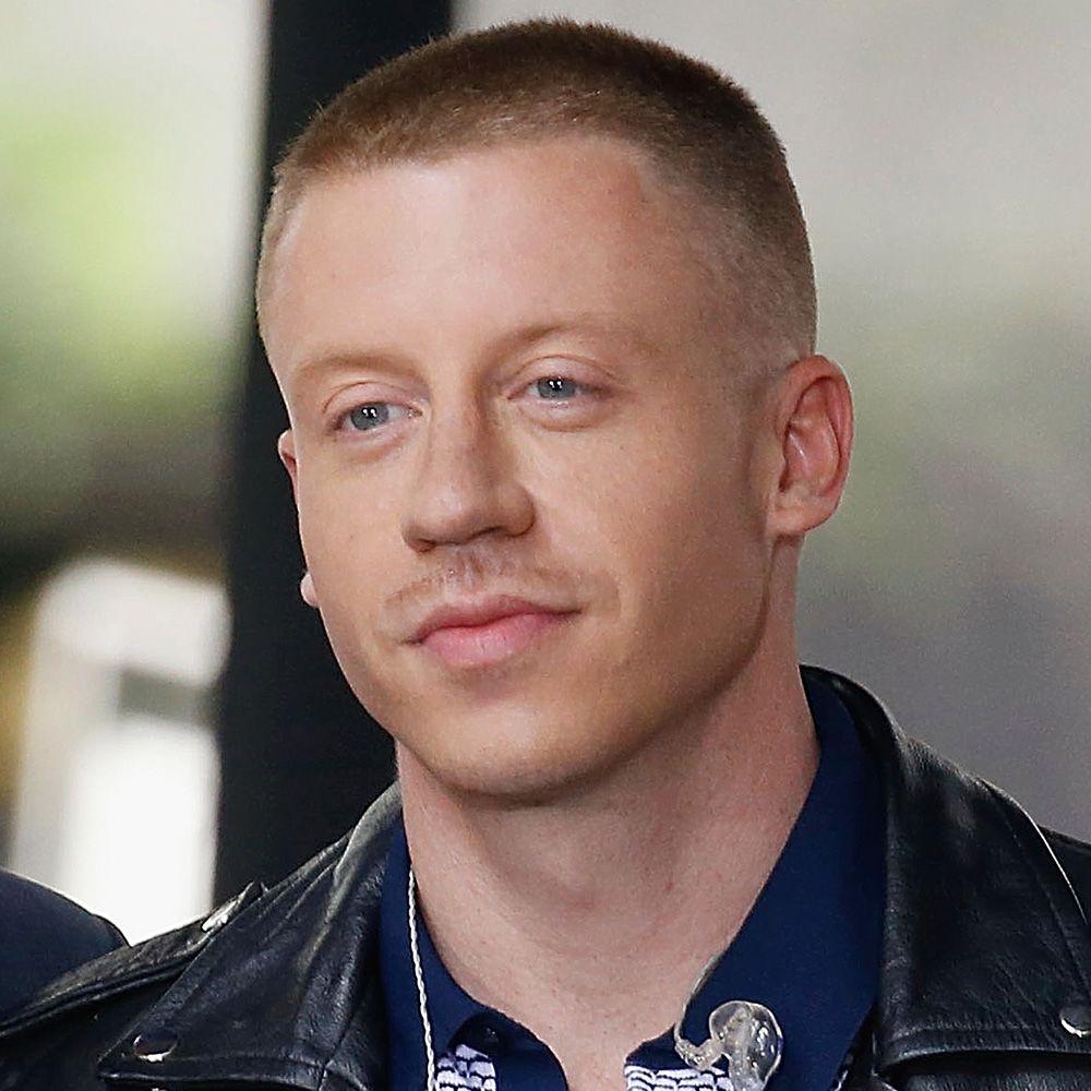 Macklemore Got A Buzzcut Macklemore Pinterest Hair Hair Cuts