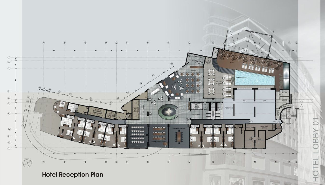 Hotel building plans hotel building designs and plans for Building design plan