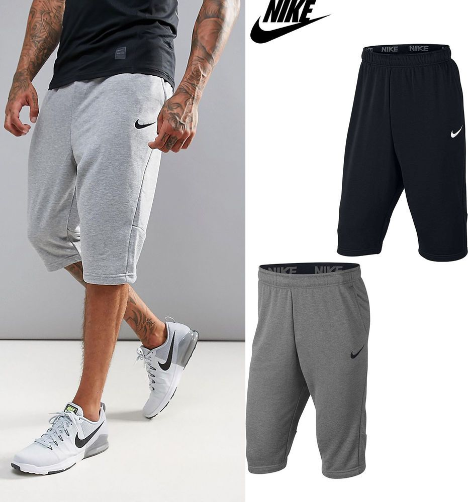 5dd9de4f0 Mens Nike Dri Fit Fleece Shorts Training Apparel Mens Shorts 860367 NEW |  Clothing, Shoes & Accessories, Men's Clothing, Athletic Apparel | eBay!