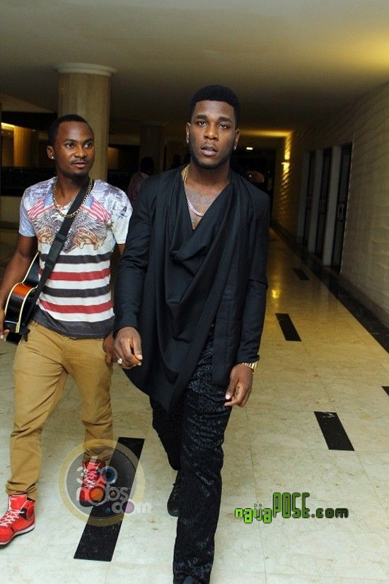 From naijapose com Burna Boy   My African culture and my