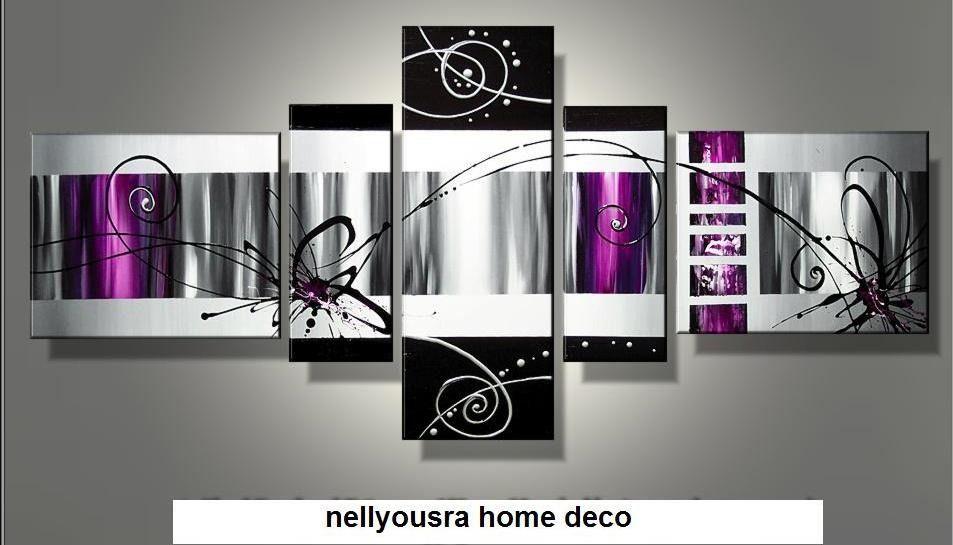 déco design tableau acrylique design toile