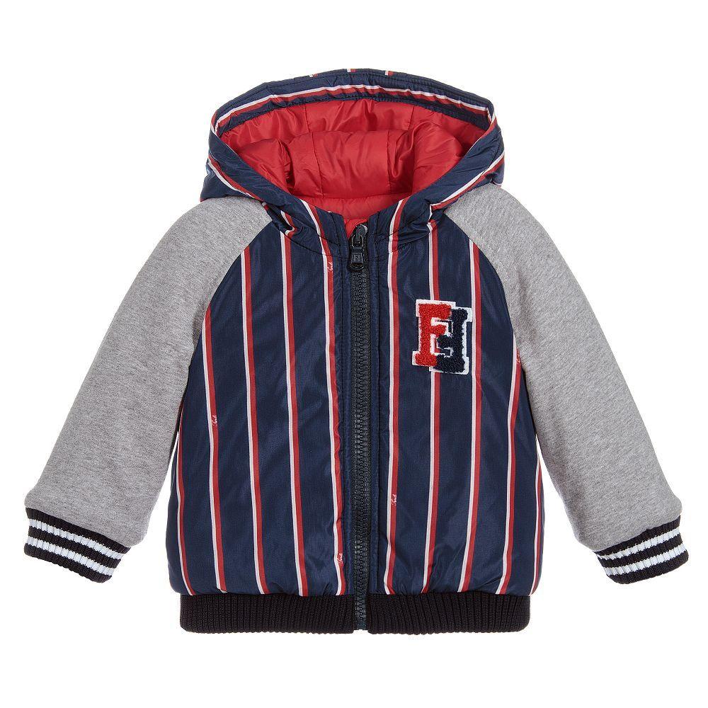 Fendi Baby Boys Striped Jacket