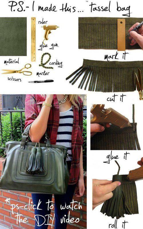 DIY-able Coachella Accessories You Have to Make DIY fashion - wandbilder für küche