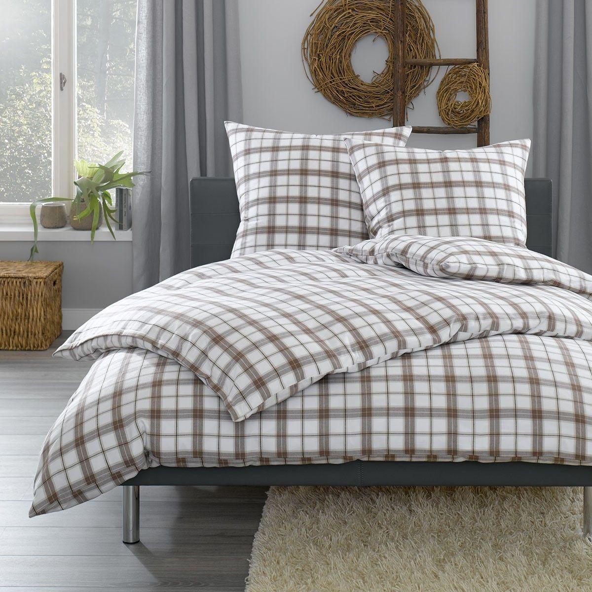 lorena feinflanell bettw sche anke. Black Bedroom Furniture Sets. Home Design Ideas