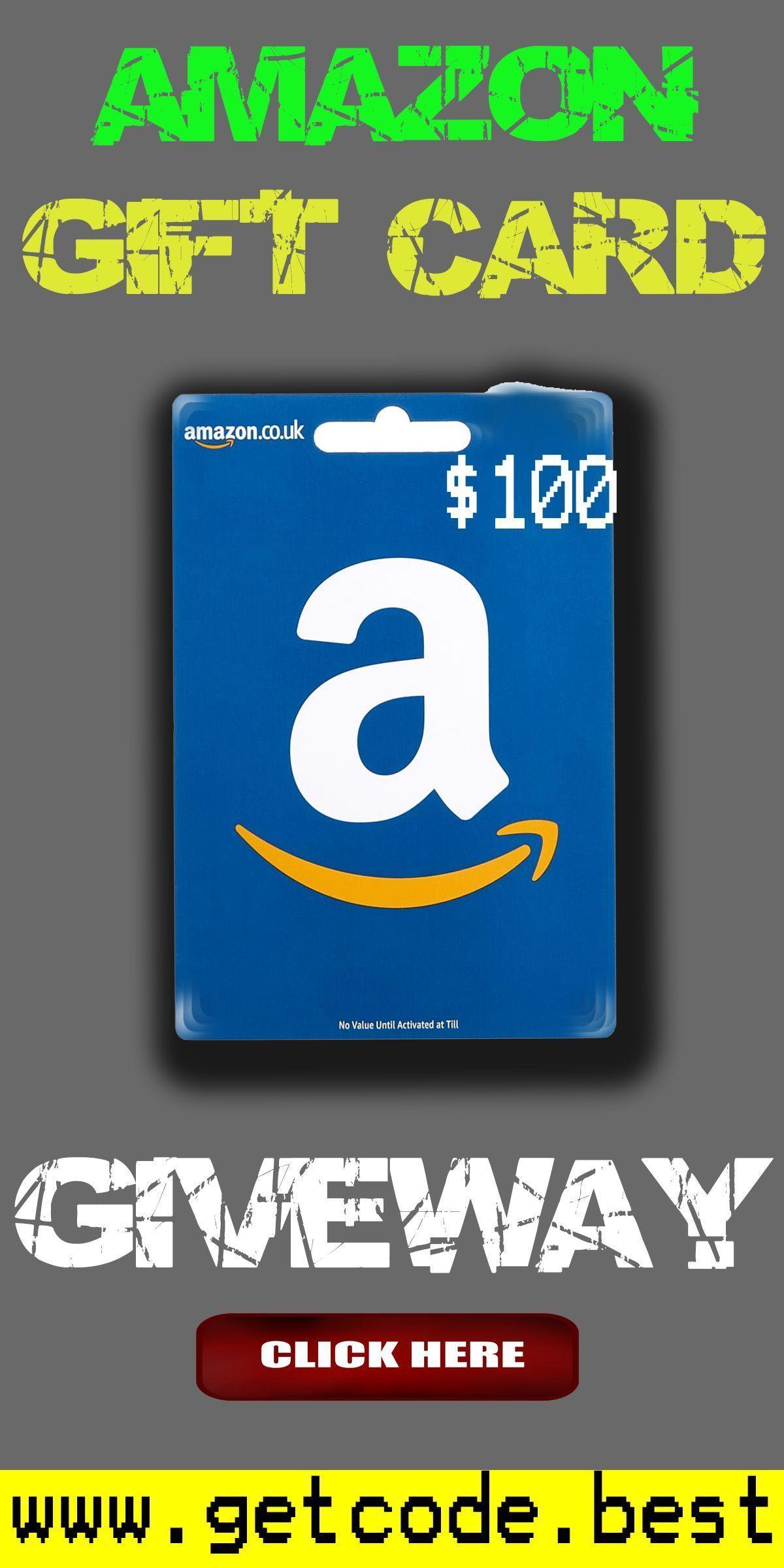 Amazon 100 Gift Card Giveaway Amazon 100 Gift Card Giveaway