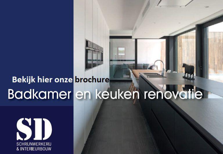 Voorfoto Keuken En Badkamer Renovatie