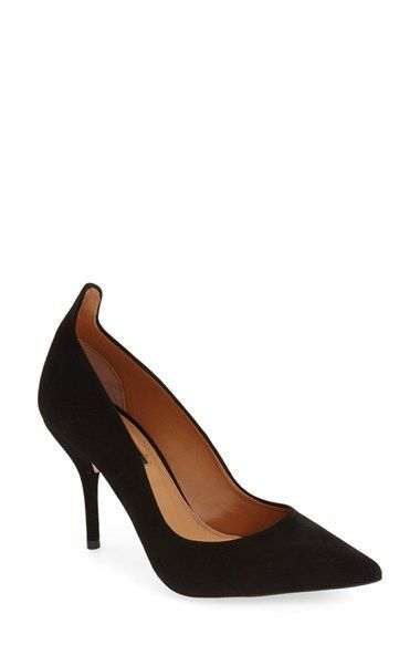 Topshop 'Giddy' Pointy Toe Pump (Women)