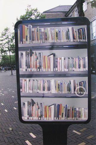 Final Project By A Dutch Student Public Bookshelf