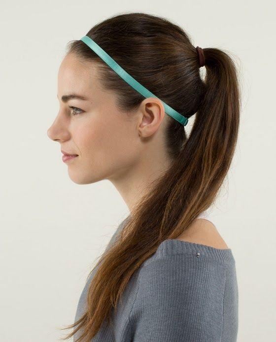 skinniest satin pirouette headband  0f6fd0e487a