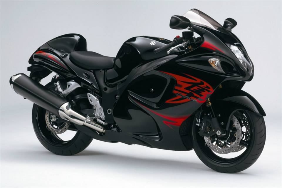 Bon The Suzuki Hayabusa Is A Sport Bike Motorcycle Made By Suzuki. It  Immediately Won Acclaim As The Worldu0027s Fastest Production Motorcycle, With  A Top Speed Of ...