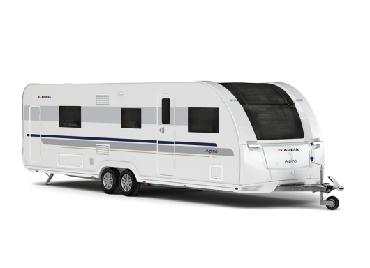 adria mobil living in motion leisure time wohnwagen. Black Bedroom Furniture Sets. Home Design Ideas