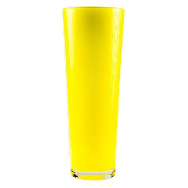 Dekoracje Wazon Pantone żółty W Sklepie Agata Meble