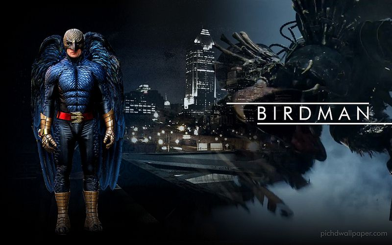 Birdman Movie Wallpaper