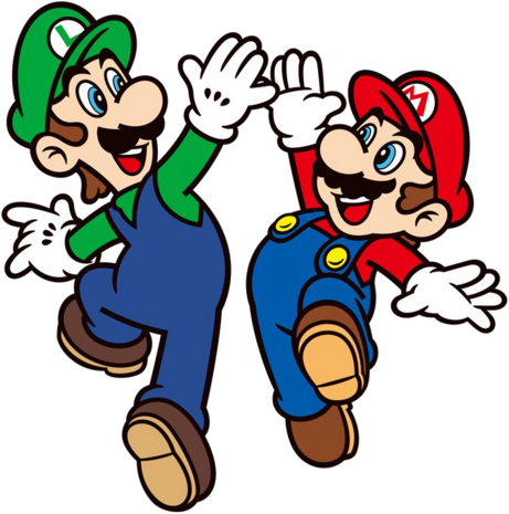 Today Is National High Five Day This Iconic Day Ok So This Is The First Time We Ve Hear Imagenes De Pokemon Pikachu Mario Para Colorear Hermanos Super Smash