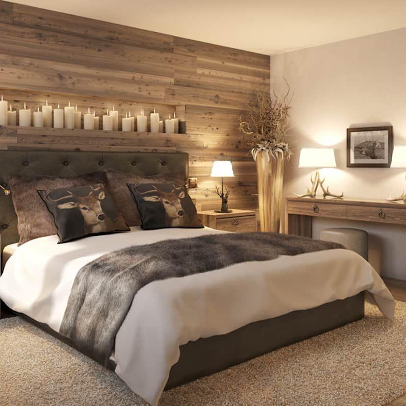 12 Tolle Ideen Fur Die Wandgestaltung Im Schlafzimmer