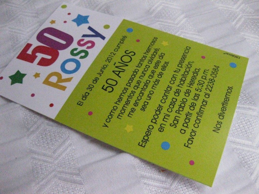 Invitaciones De Cumpleaños Adultos En Hd Gratis Para Bajar Al ...