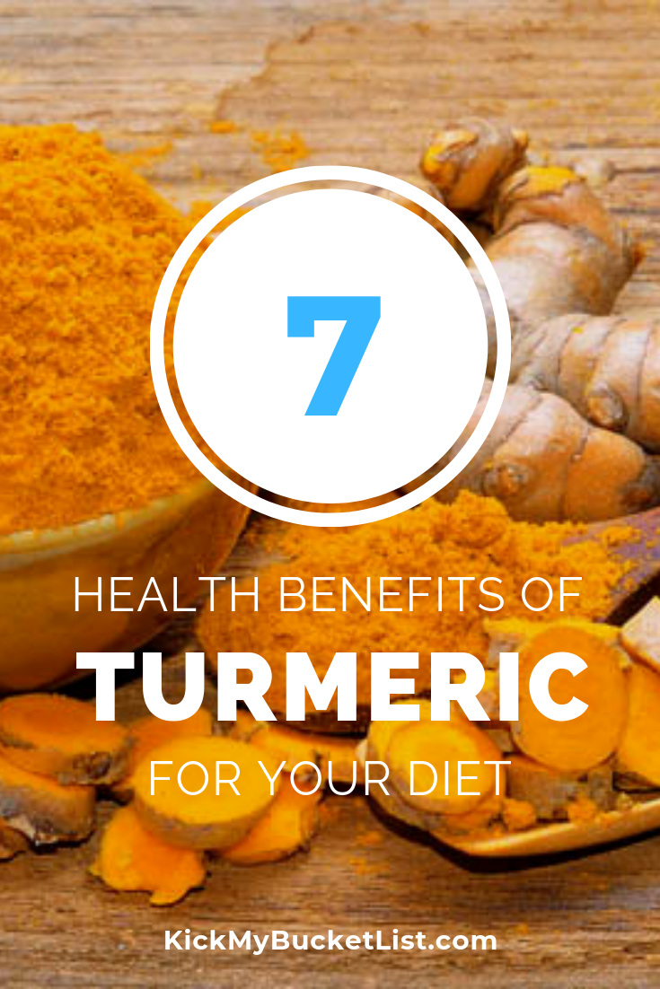 7 Amazing Health Benefits Of Turmeric In Your Diet Turmeric Health Benefits Turmeric Benefits Turmeric Health