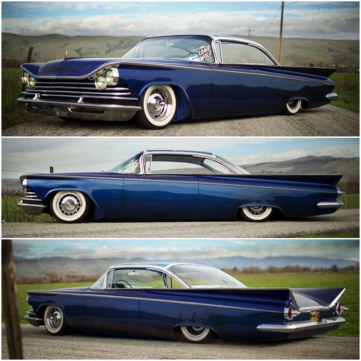 1959 buick kustom by adam's rotors inc. | '59 LeSabre on a '76 Elect... - AutoCar