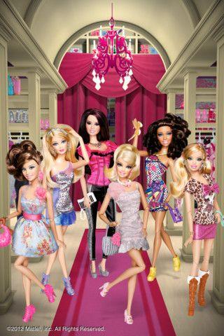 Barbie® Fashionistas® Endless Closet Barbie, Fashionista