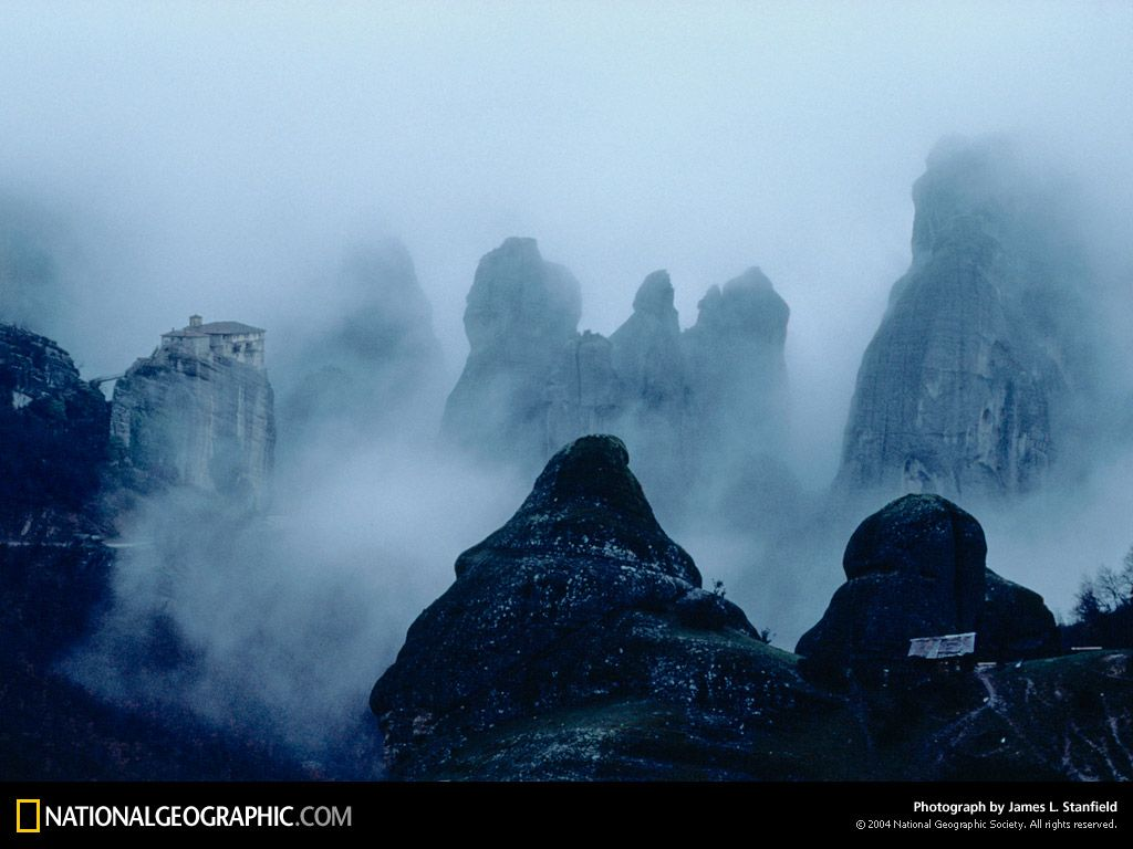 Meteora Mobili ~ Places with soul wallpapers for pc: http: wallpapic.com