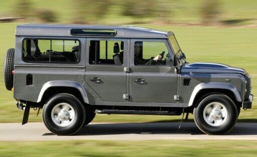 Land Rover Defender 110 In Orkney Grey Land Rover Defender 110 Land Rover Defender 110