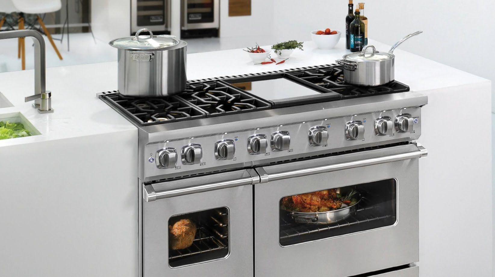 Viking Range  Viking Kitchen Appliances  Viking Home Appliances Endearing Range Kitchen Design Decoration