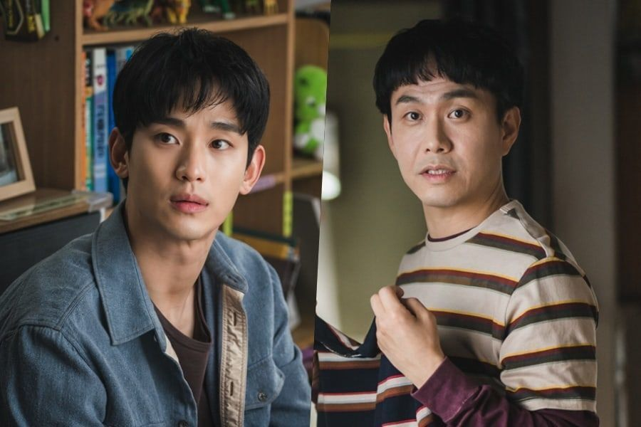 "Kim Soo Hyun And Oh Jung Se Share Excitement About Playing Brothers In ""It's Okay To Not Be Okay"""