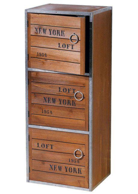 Schrank Old New York Home Collection Home Schrank Möbel Und