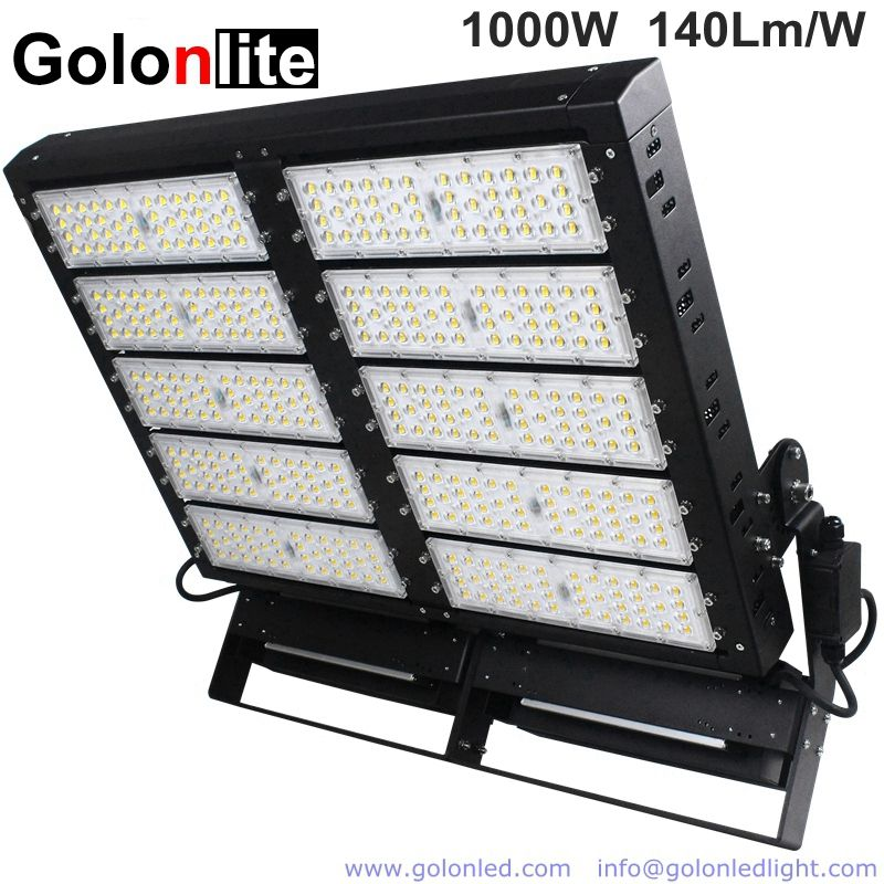 140lm W Led Projector For Stadium Sport Courts Tennis Football Soccer Cricket Horse Arena Ice Hockey Field 1000w 800w 6 Led Flood Lights Led Flood Flood Lights