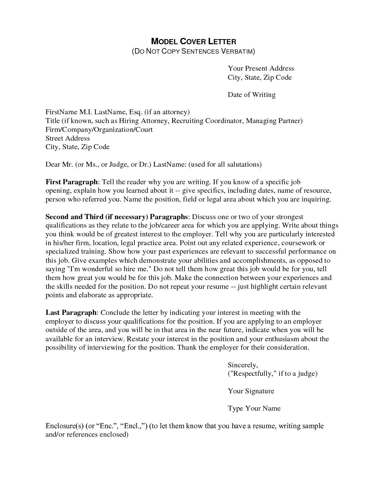 Cover Letter Usa Templates Example Resume Jobs Best Online Builder