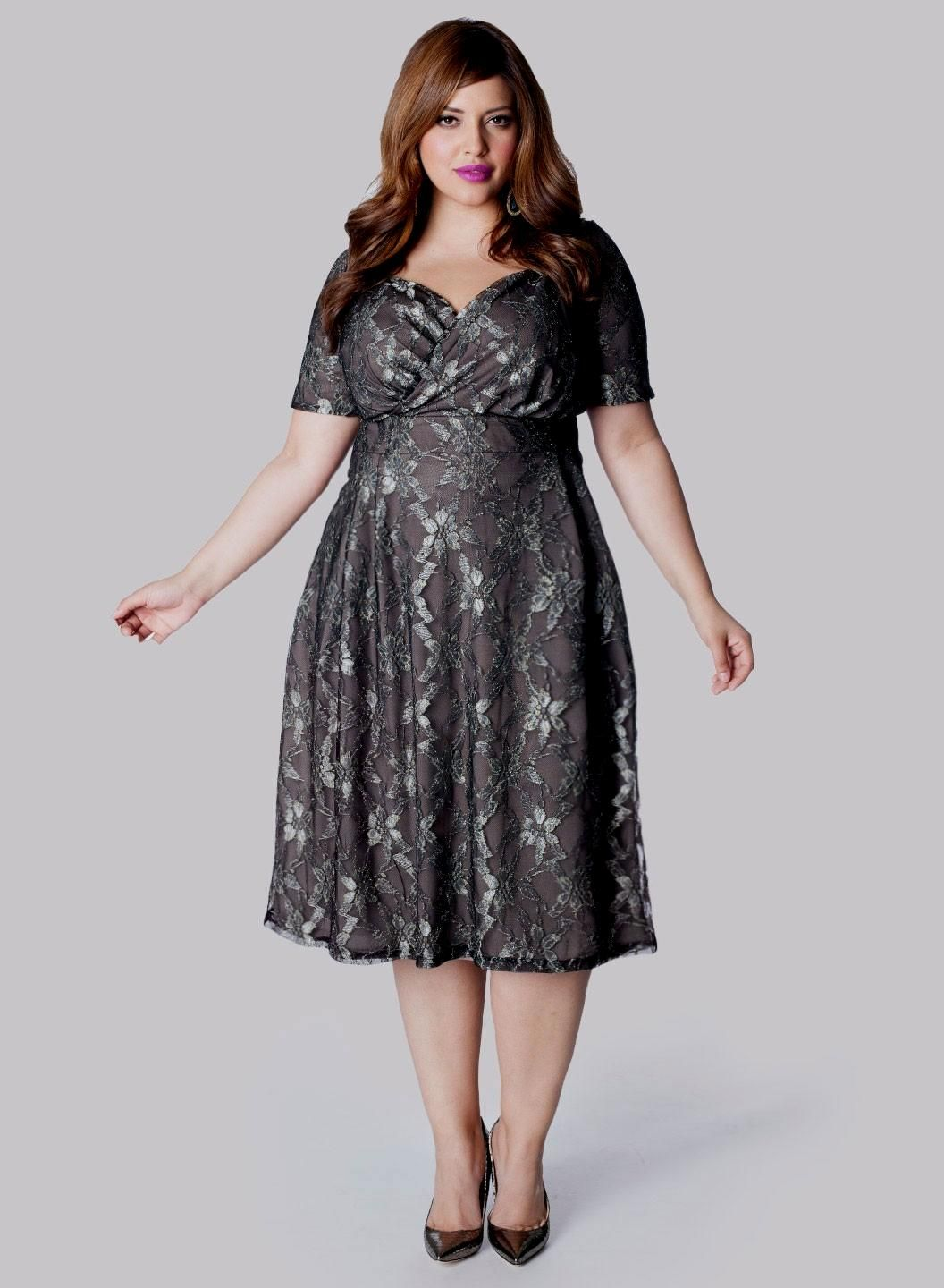 Womens Plus Size Dresses for All Occasions | Davids Bridal ...