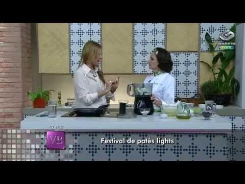 Festival de Patês no Você Bonita - por Ângela Festa - YouTube